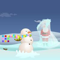 Free online flash games - Freeze Santa Escape 3 game - WowEscape