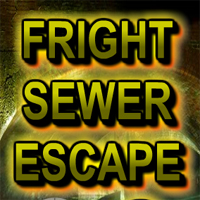 Free online flash games - Fright Sewer Escape  game - WowEscape