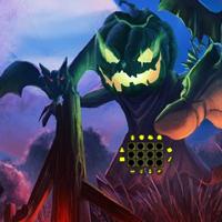 Free online flash games - Frightening Halloween Village Escape  game - WowEscape