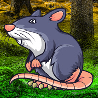 Free online flash games - Giant Rat Fantasy Escape game - WowEscape