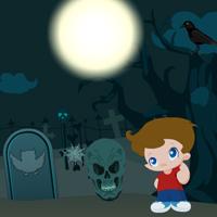 Free online flash games - Grave Land Escape game - WowEscape