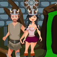 Free online flash games - Great Viking Escape game - WowEscape