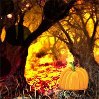 Free online flash games - Halloween Devil Angel Escape game - WowEscape