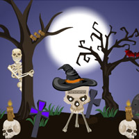 Free online flash games - Halloween Trick or Treat Escape-2 game - WowEscape