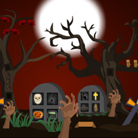 Free online flash games - Halloween Trick or Treat Escape-5 game - WowEscape