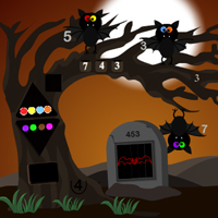 Free online flash games - Halloween Trick or Treat Escape Final game - WowEscape