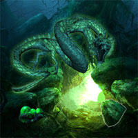 Free online flash games - Hydra Cave Escape game - WowEscape