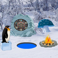 Free online flash games - Icy Escape game - WowEscape