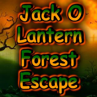 Free online flash games - Jack O Lantern Forest Escape game - WowEscape