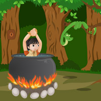 Free online flash games - Jungle Explorer Escape game - WowEscape