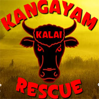 Free online flash games - Kangayam Kalai Rescue game - WowEscape