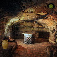 Free online flash games - King of Caves Escape game - WowEscape