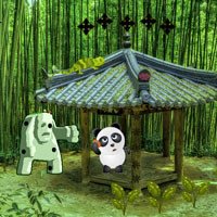 Free online flash games - Kungfu Forest Escape game - WowEscape