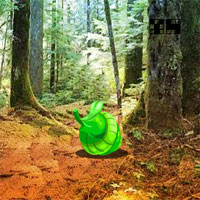 Free online flash games - Landslide Lake Forest Escape game - WowEscape