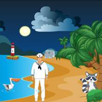 Free online flash games - Light House Escape game - WowEscape