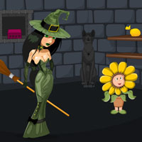 Free online flash games - Lilliput Escape from Dangerous Witch game - WowEscape