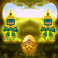Free online flash games - Little Giant Forest Escape