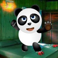 Free online flash games - Little Panda Resort Escape game - WowEscape