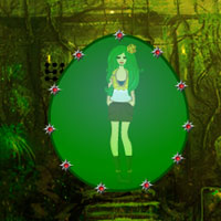Free online flash games - Lost Girl Fantasy Forest Escape game - WowEscape