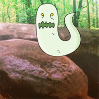 Free online flash games - Mad Ghost Forest Escape