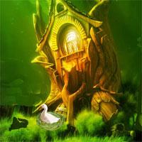 Free online flash games - Mystical Magic Forest Escape game - WowEscape