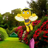Free online flash games - Pair Of Honeybee game - WowEscape