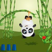 Free online flash games - Panda Escape game - WowEscape