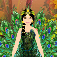 Free online flash games - Peacock Fantasy Forest Escape game - WowEscape