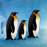Free online flash games - Penguin Ice Cave Escape game - WowEscape