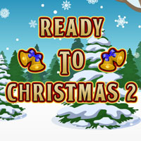 Free online flash games - Ready to Christmas 2 game - WowEscape
