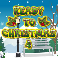 Free online flash games - Ready to Christmas-4 game - WowEscape