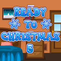 Free online flash games - Ready to Christmas-5 game - WowEscape