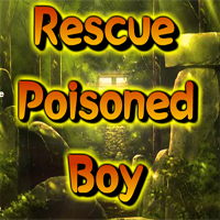 Free online flash games - Wow Rescue Poisoned Boy game - WowEscape
