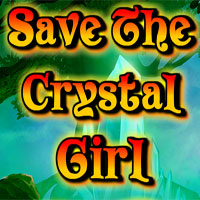 Free online flash games - Save The Crystal Girl game - WowEscape