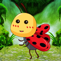 Free online flash games - Save the Cute Ladybug game - WowEscape