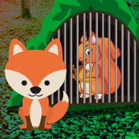 Free online flash games - Save The Red Squirrel game - WowEscape