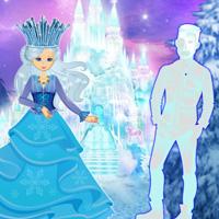 Free online flash games - Snowland Frozen Man Escape game - WowEscape