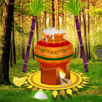 Free online flash games - Tamil Festival Pongal Escape game - WowEscape