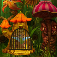 Free online flash games - Tinkerbell Fairy World Escape game - WowEscape