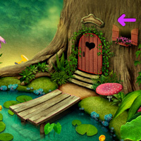 Free online flash games - Treasure Jewel Forest Escape game - WowEscape