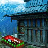 Free online flash games - Treasure Valley Escape game - WowEscape