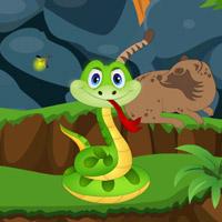 Free online flash games - Viper Escape game - WowEscape