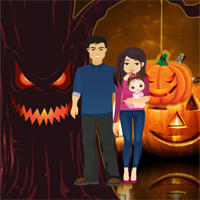 Free online flash games - Way to Halloween game - WowEscape