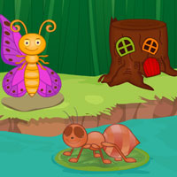 Free online flash games - Wow Ant Escape game - WowEscape