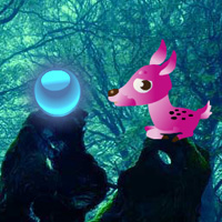 Free online flash games - Wow Bubble Forest Escape game - WowEscape