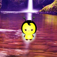 Free online flash games - Wow Bumble Bee Forest Escape game - WowEscape