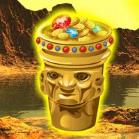 Free online flash games - Wow Golden Desert Escape game - WowEscape