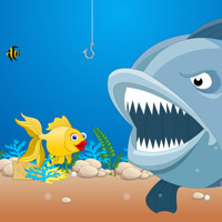 Free online flash games - Wow Goldfish Escape game - WowEscape