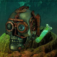 Free online flash games - Wow Skull Forest Escape game - WowEscape