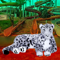 Free online flash games - WowEscape Save the Albino Cheetah game - WowEscape
